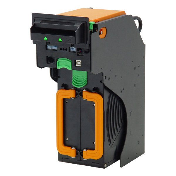 ICT  bill acceptor NBA, with stacker + BARCODE READER
