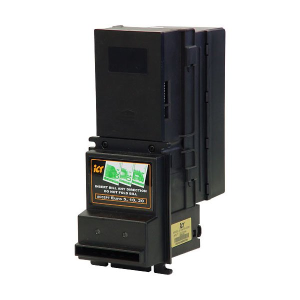 ICT V7 bill acceptor with 400 notes stacker