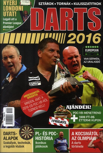 Darts magazin