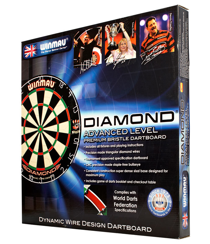 Dart tábla Winmau DIAMOND Plus