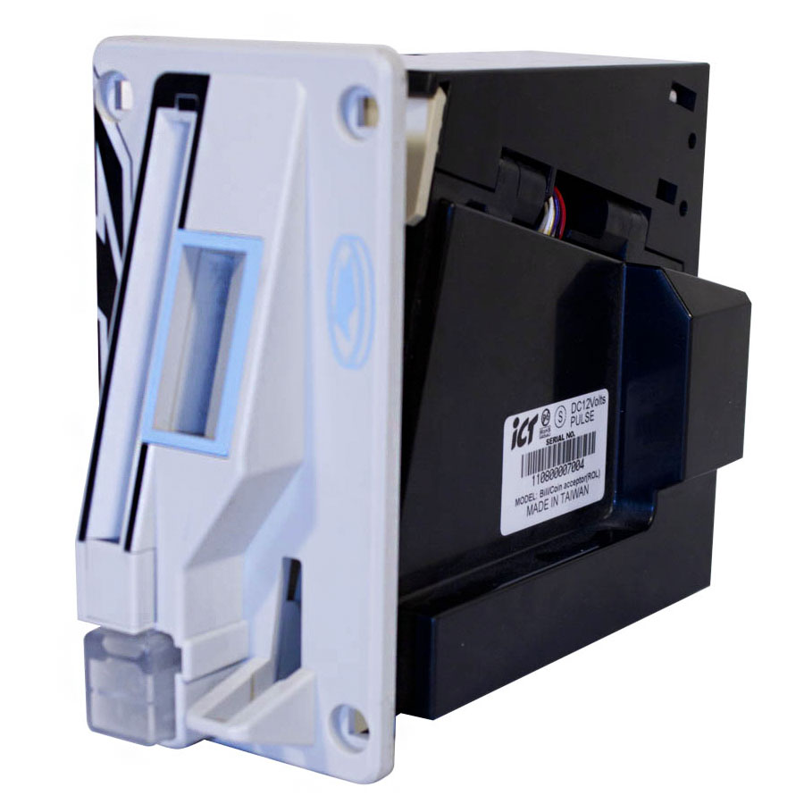 ICT BCA1000 coin/note acceptor combo device